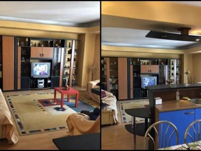 Apartament 4 camere ,100 mp Gheorgheni