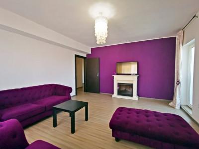Apartament 2 camere lux cu panorama si garaj individual