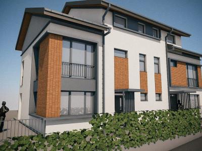 Casa noua 150 mp Andrei Muresanu