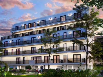Apartament 1 camera bloc nou Zorilor