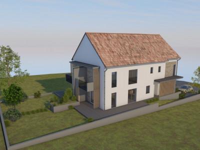 Teren cu Autorizatie de construire Duplex zona Campului-Manastur