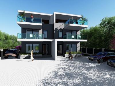 Duplex deosebit 180mp util si 315mp teren in Andrei Muresanu