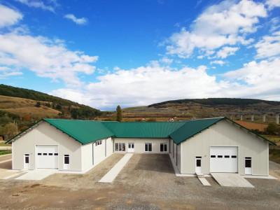 Comision Zero | 1510 mp Hala si birouri in zona centura Feleac-Valcele