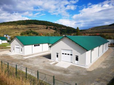 560 mp Hala si birouri in zona centura Feleac-Valcele