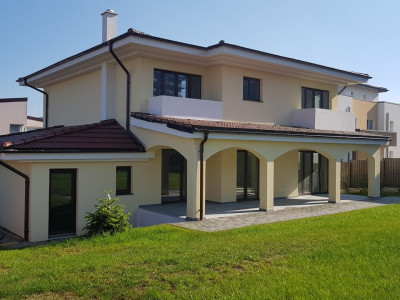 Casa individuala cu 650mp teren in Buna Ziua