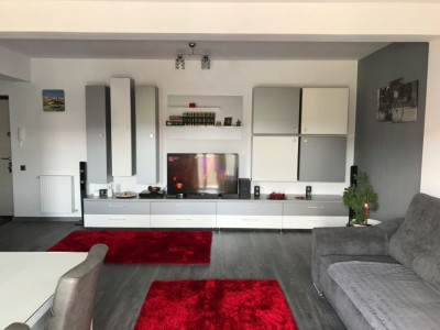Apartament Lux de 2 camere ,54mp ,Zorilor-Europa