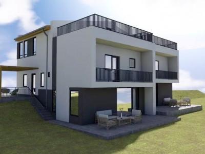 Casa tip Duplex ,finisata in Borhanci