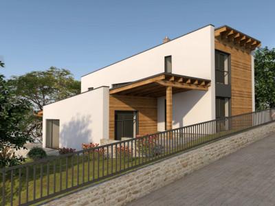 Teren superb  cu autorizatie de constructie in Feleacu